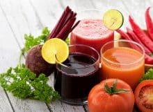 boisson detox pour detoxifier le corps